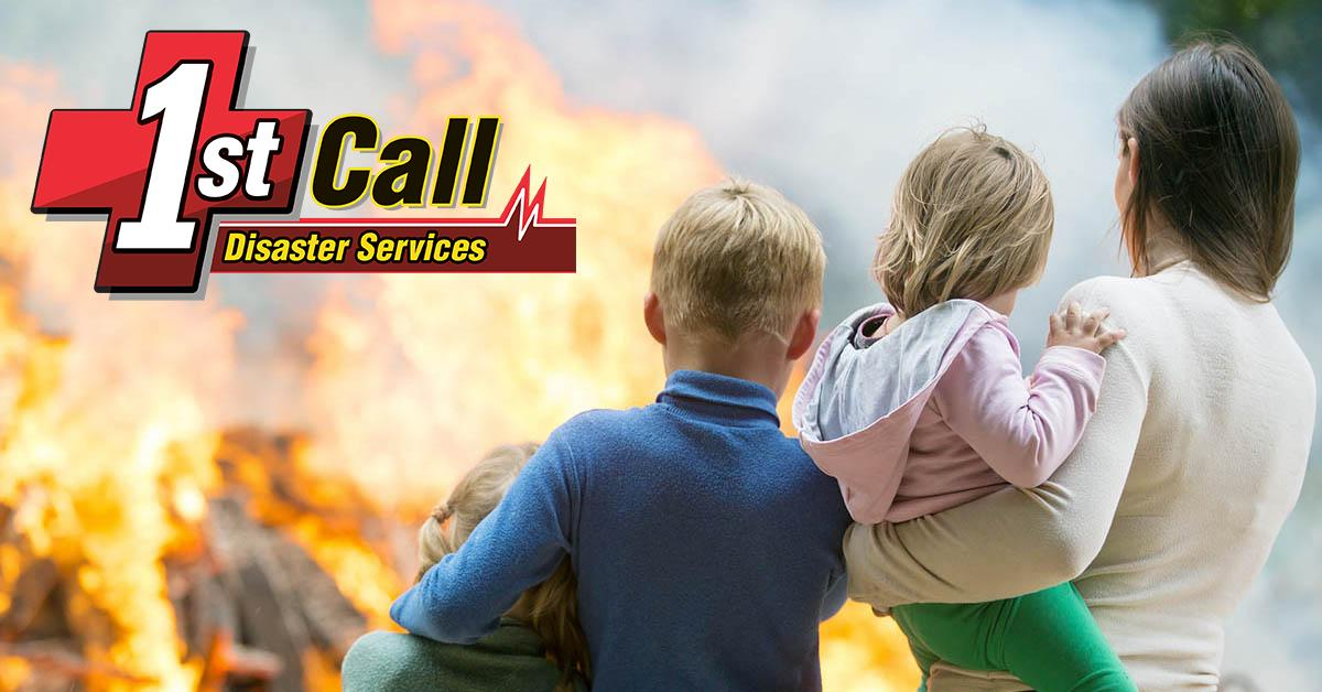 Professional Fire Damage Removal in Erlanger, KY