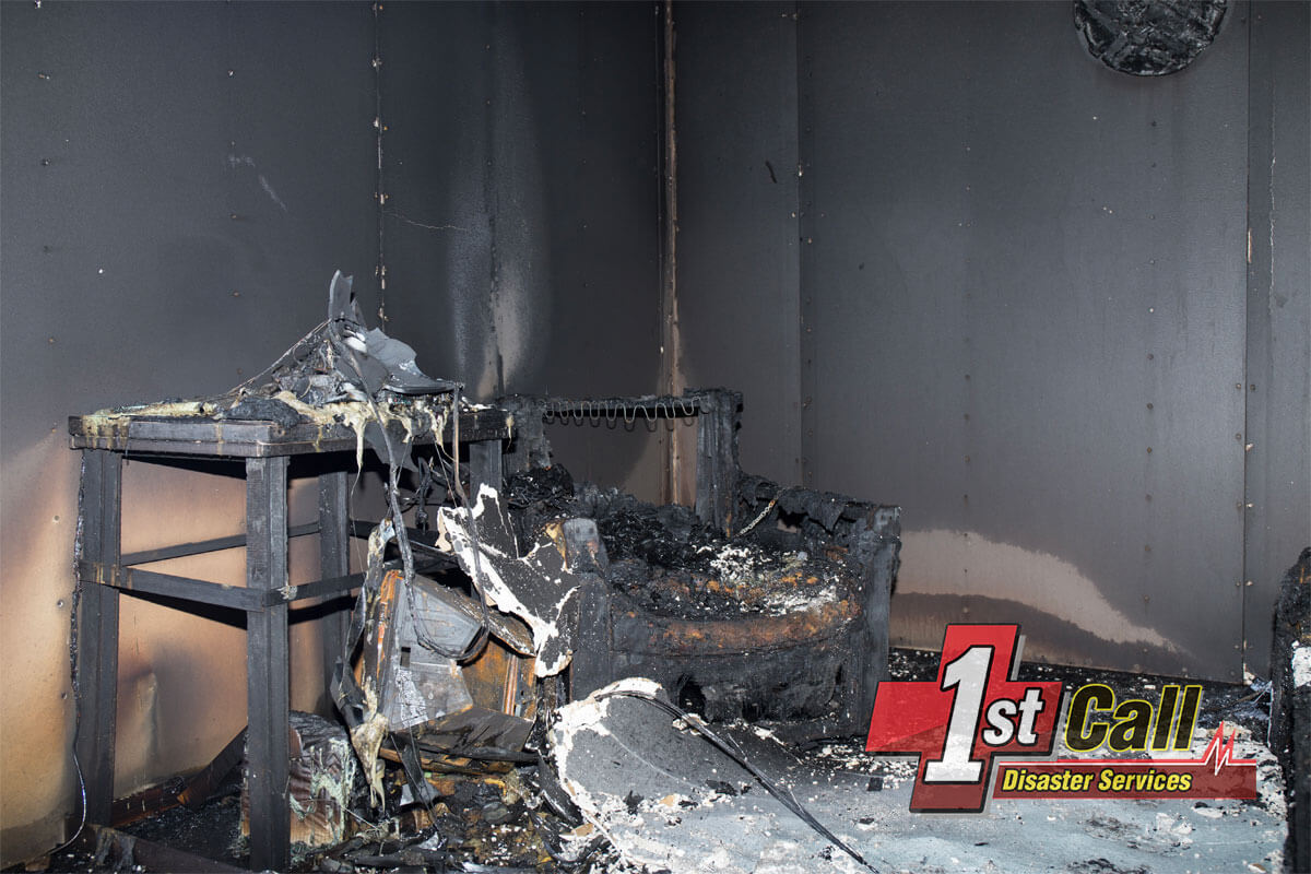 Fire and Smoke Damage Restoration in Fort Wright, KY