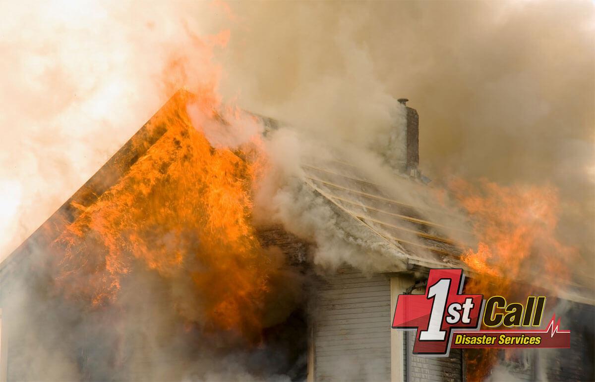 Fire Damage Restoration in Union, KY