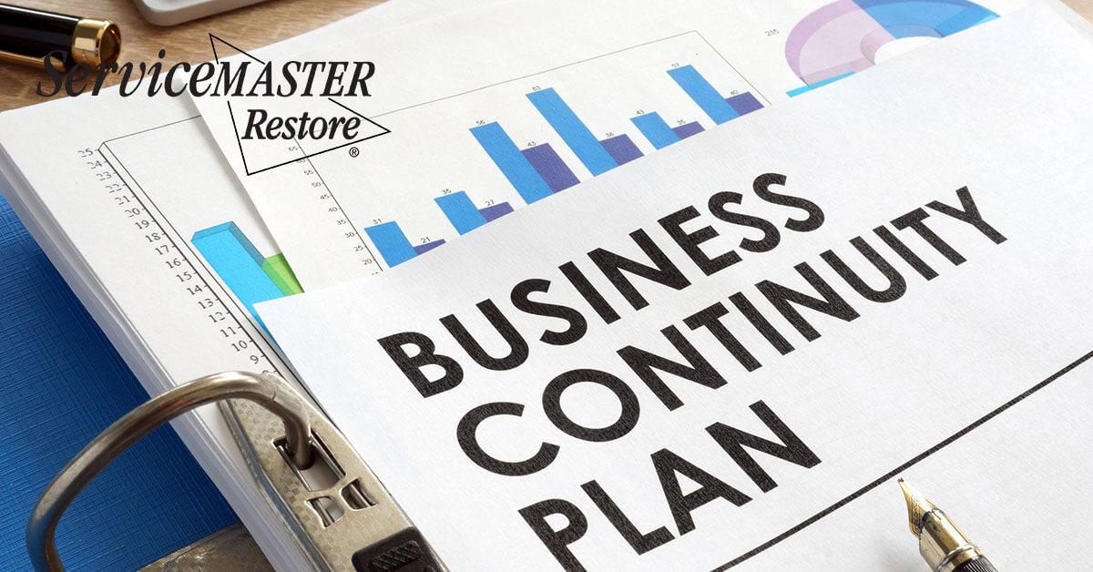 Commercial Pre-Loss Planning in Elkwood, VA