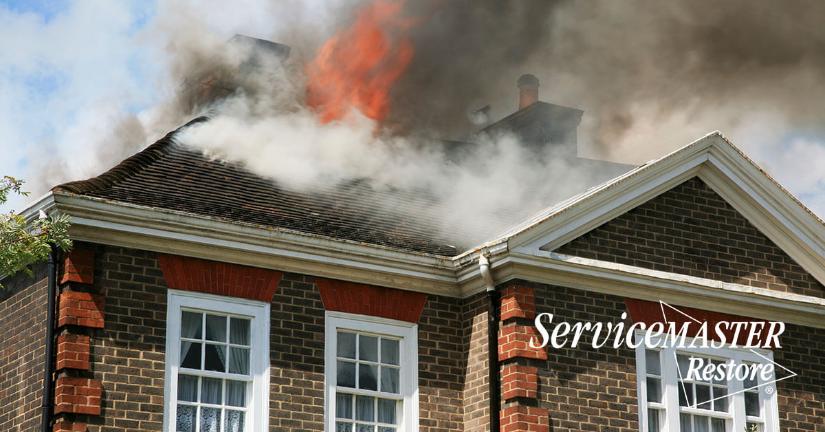 Fire Damage Restoration in Fork Union, VA