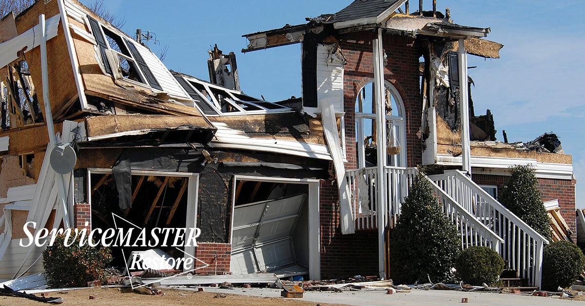 Fire and Smoke Damage Repair in Gordonsville, VA