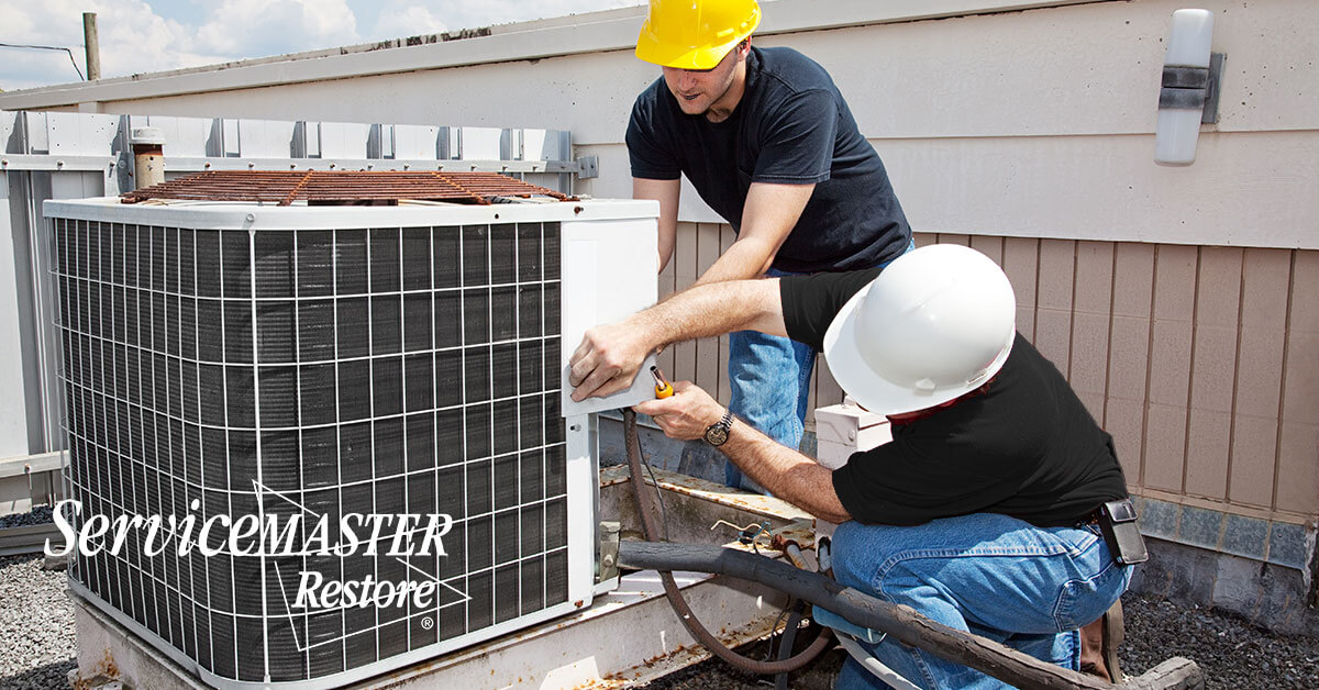 HVAC Cleaning and Sanitizing in Louisa, VA