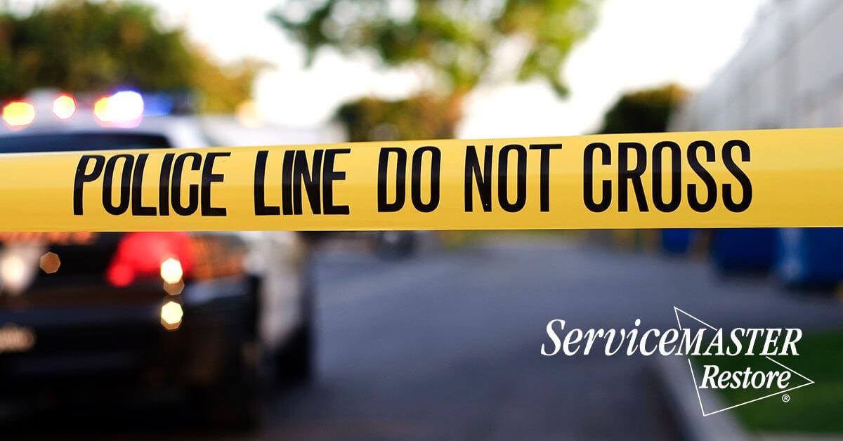 Crime Scene Cleanup in Gordonsville, VA