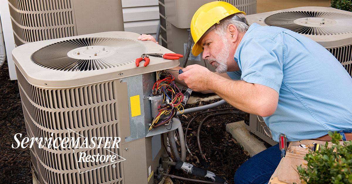 HVAC Cleaning and Sanitizing in Orange, VA