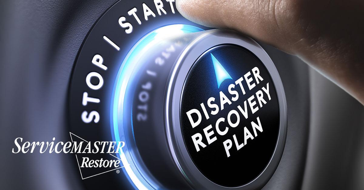 Commercial Disaster Preparedness Planning in Mineral, VA