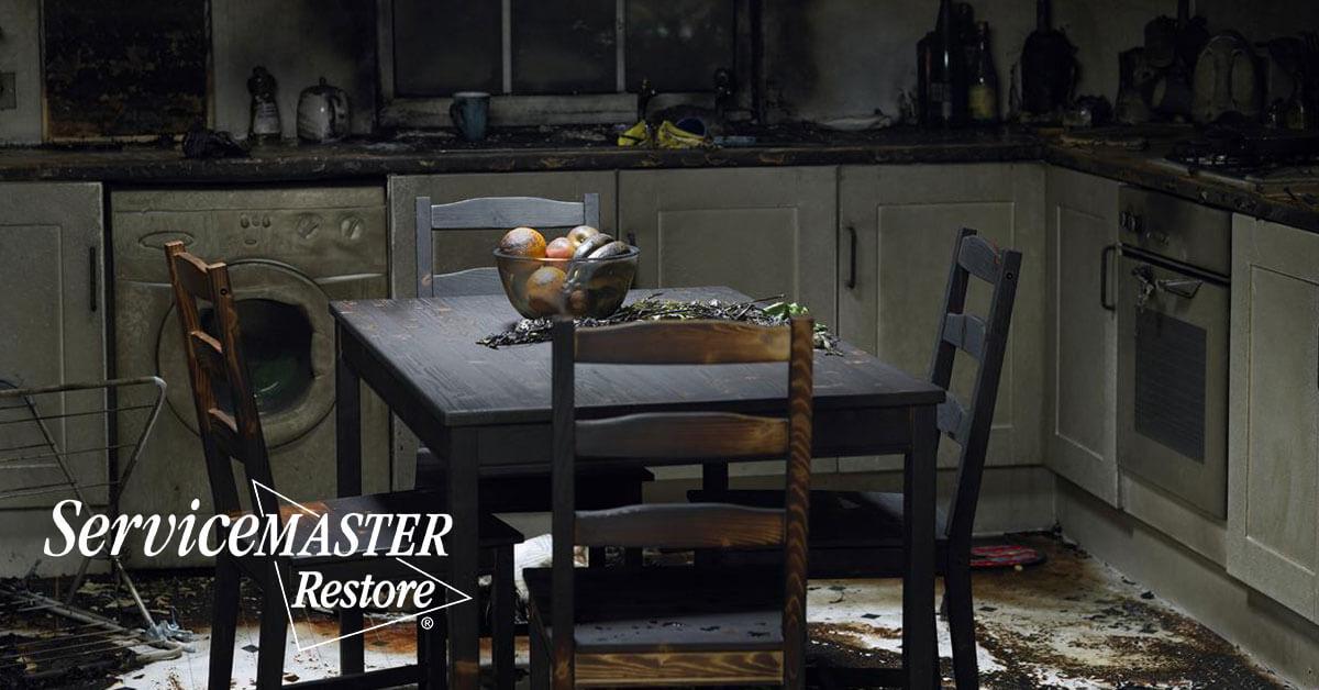 Fire Damage Repair in Louisa, VA