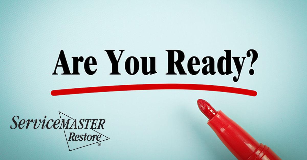 Commercial Disaster Preparedness Planning in Gordonsville, VA