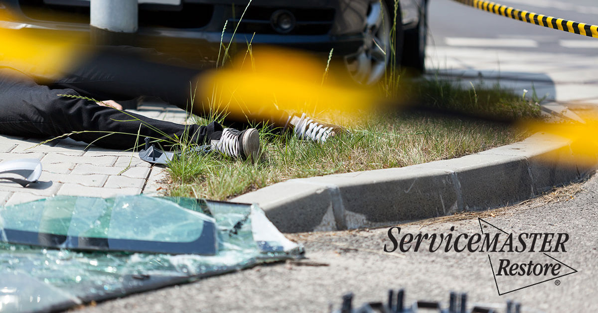 Forensic Cleaning Services in Louisa, VA