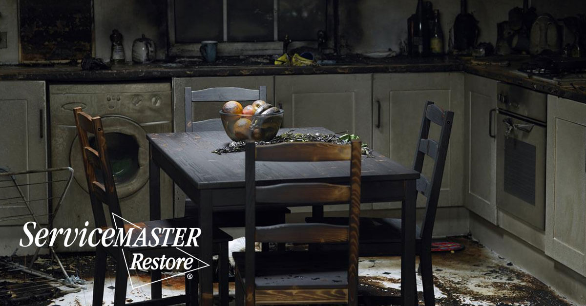 Fire Damage Cleanup in Madison, VA