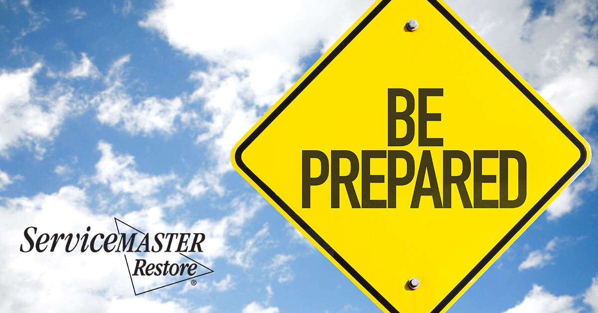Commercial Disaster Preparedness Planning in Louisa, VA