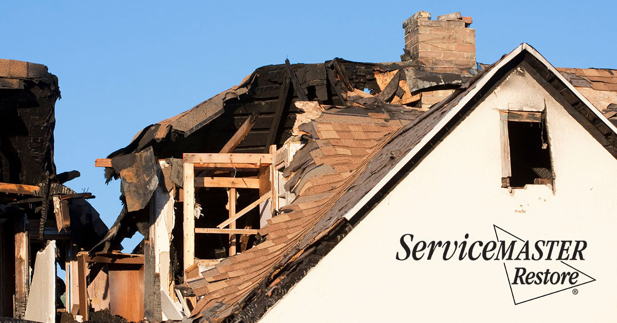 Fire and Smoke Damage Remediation in Squib, KY