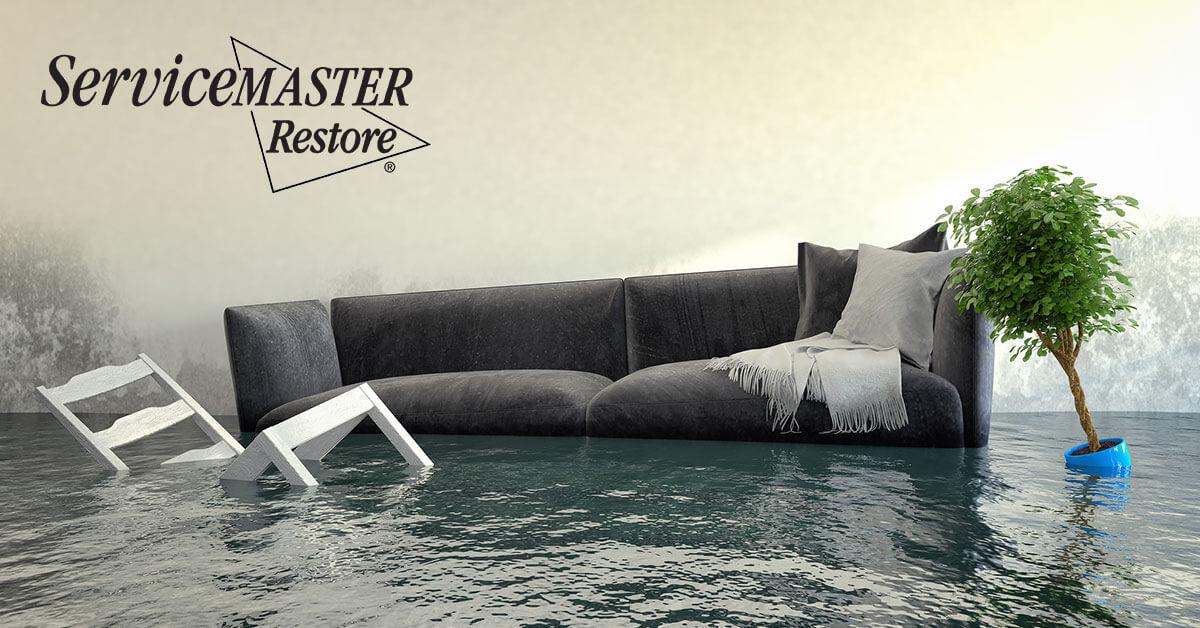 Water Damage Restoration in Etna, KY
