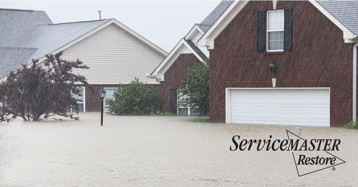 Flood Damage Mitigation in Richmond, KY