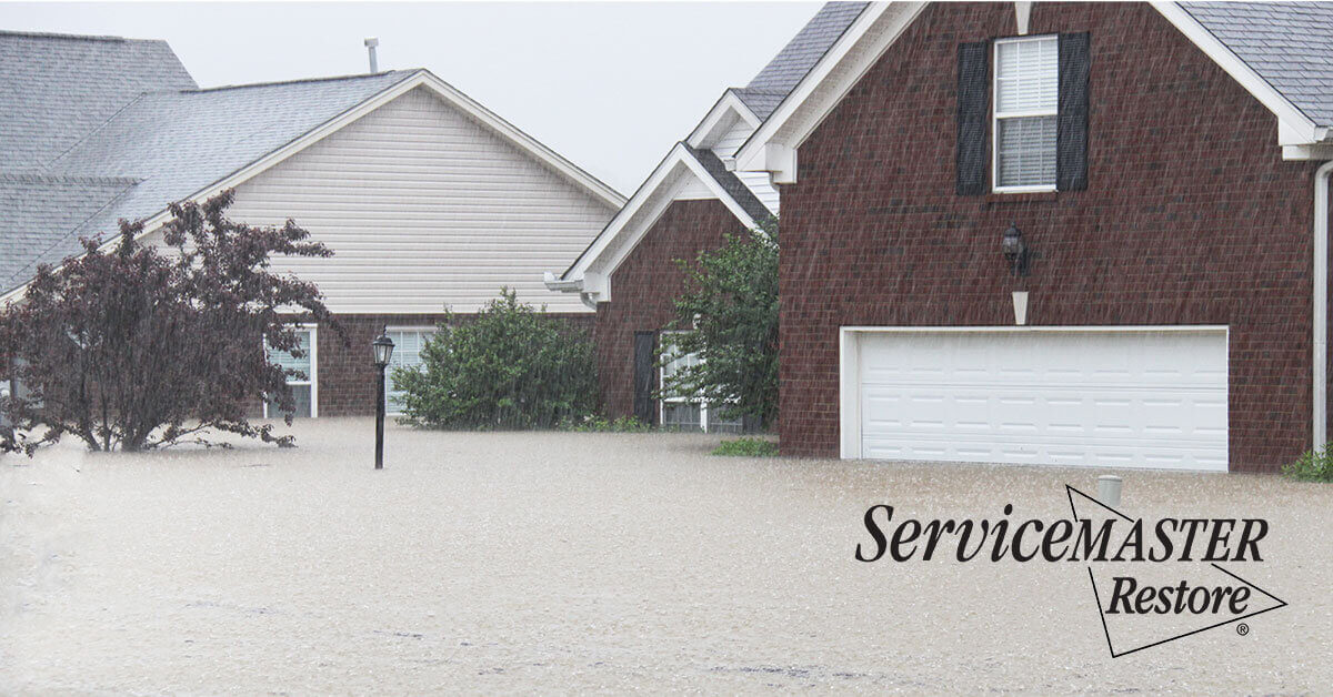 Flood Damage Cleanup in Berea, KY