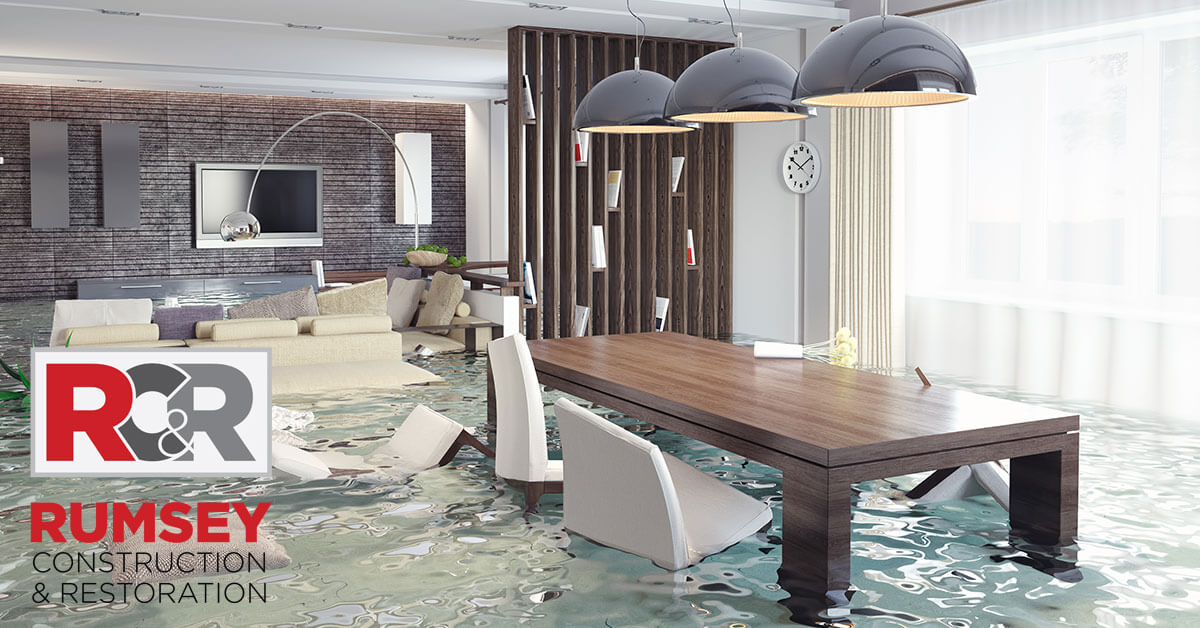 Flood Damage Cleanup and Repair in Ballantyne, NC