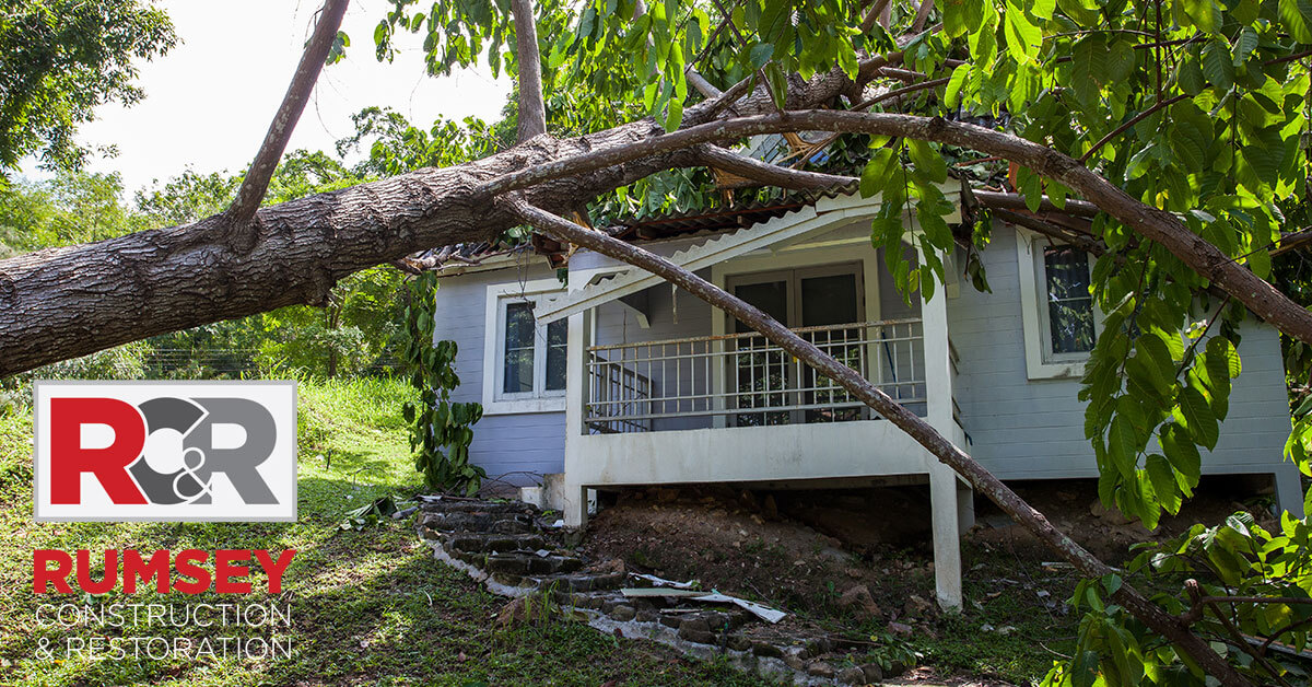 Storm Damage Cleanup and Repair in Dilworth, NC