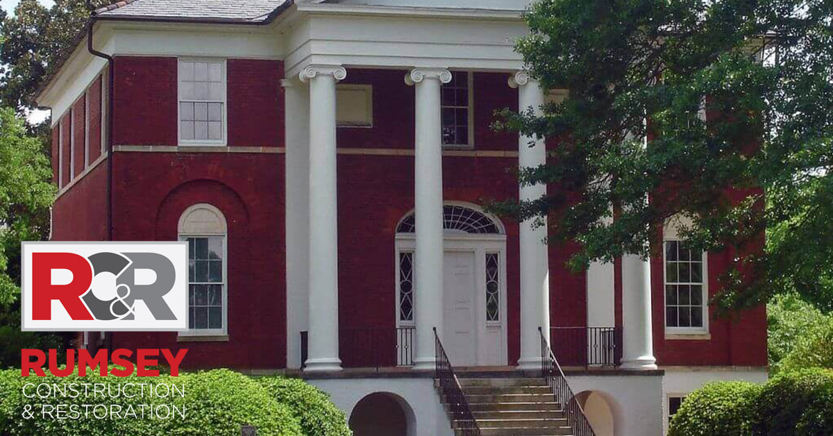 Historic Home Renovations in Lowell, NC