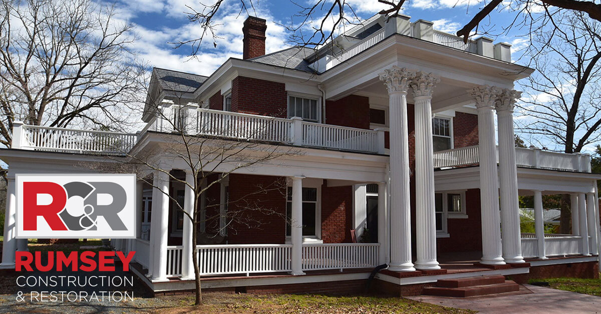 Historic Home Renovations in Gastonia, NC