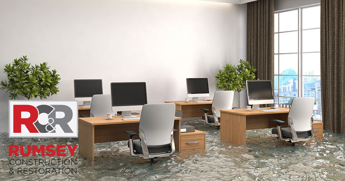 Flood Damage Cleanup and Repair in Gastonia, NC