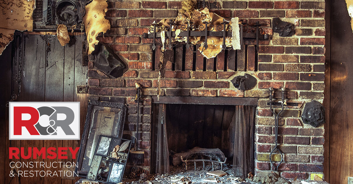 Fire and Smoke Damage Cleanup and Repair in Davidson, NC