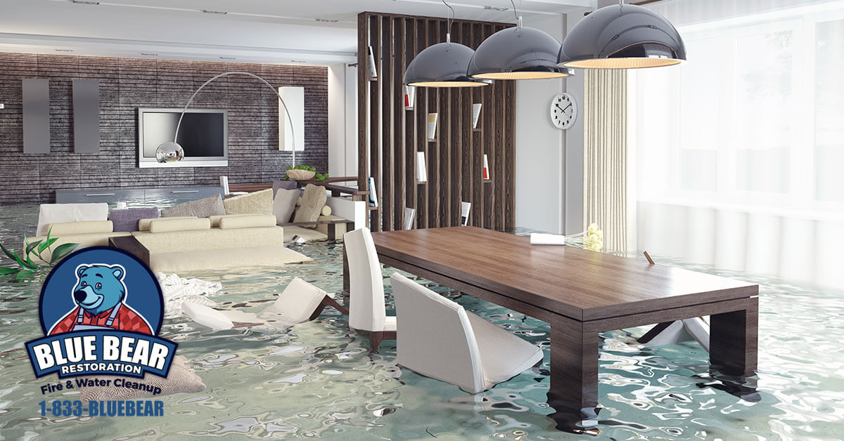 Water Damage Repair in Pittsford, NY