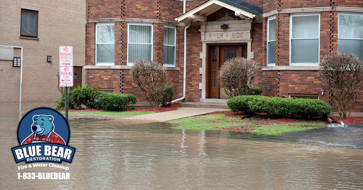 Water Damage Cleanup in Spencerport, NY