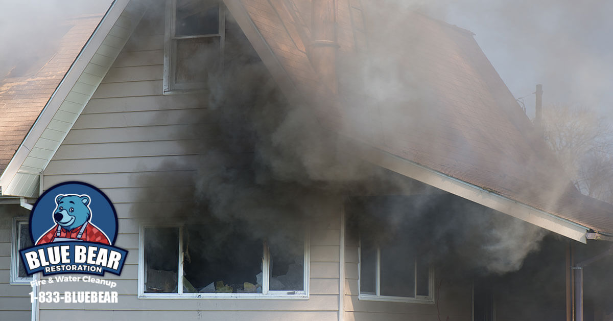 Fire and Smoke Damage Restoration in Pittsford, NY