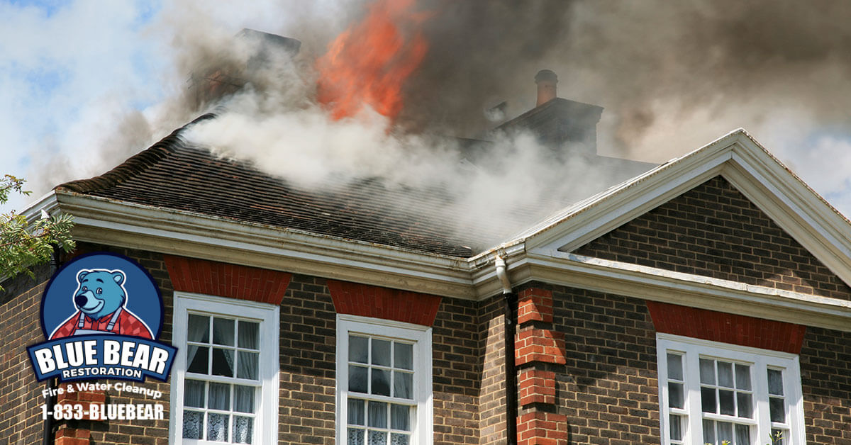 Fire and Smoke Damage Cleanup in East Rochester, NY