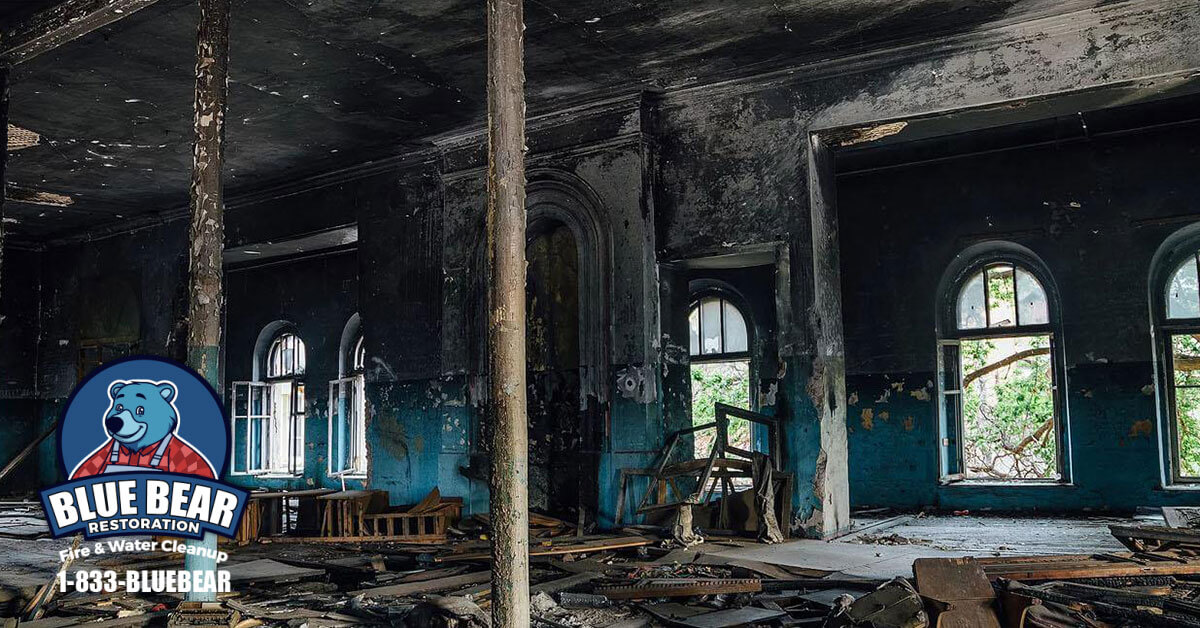 Fire and Smoke Damage Restoration in Rochester, NY