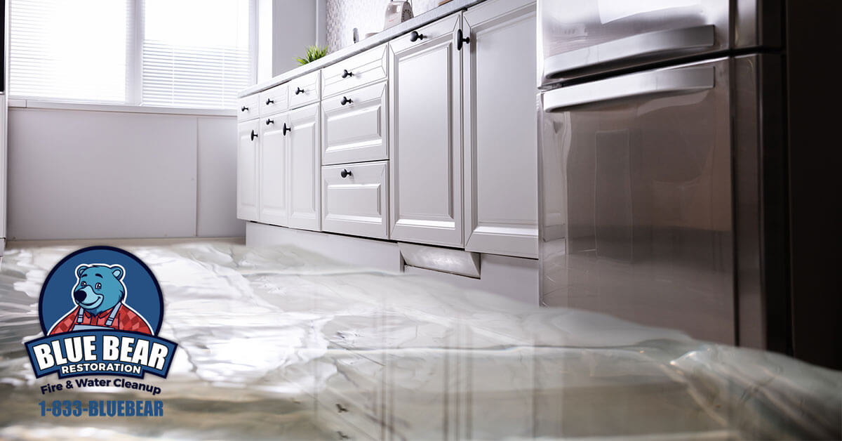 Water Damage Cleanup in Pittsford, NY