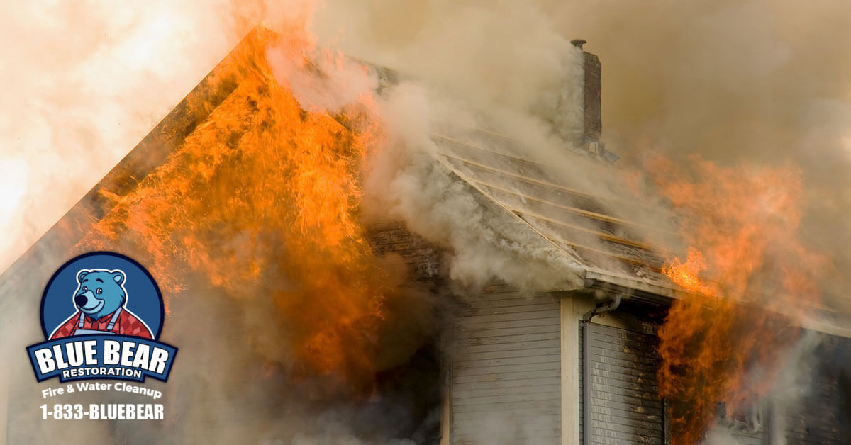Fire Damage Cleanup in Lancaster, NY