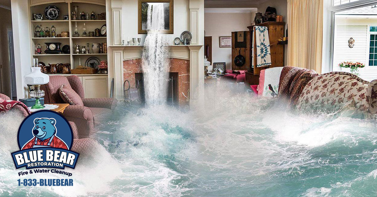 Water Damage Remediation in Fairport, NY