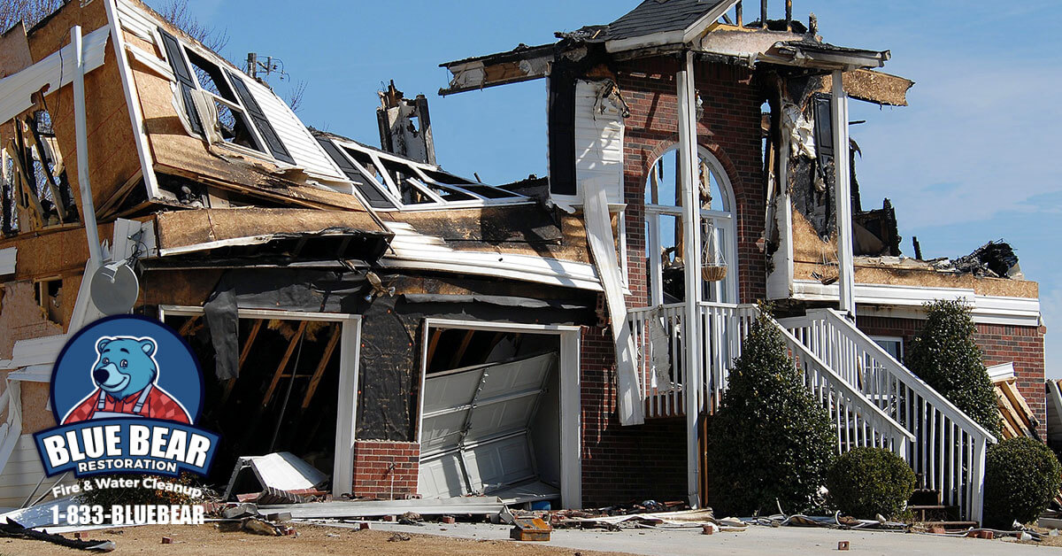 Fire Damage Cleanup in East Amherst, NY