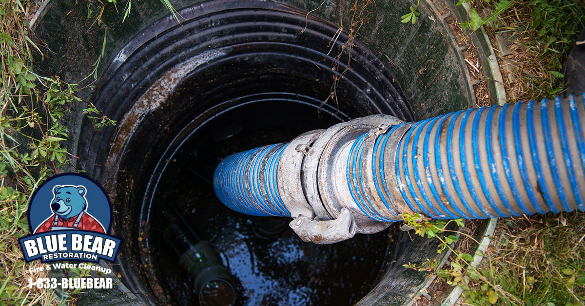 Sewage Backup Cleanup in Rochester, NY