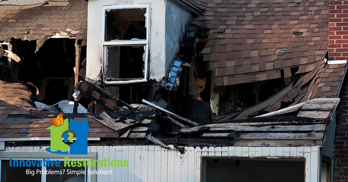 Fire and Smoke Damage Restoration in Oak Ridge, TN