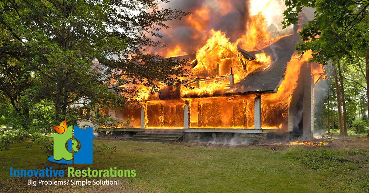 Fire and Smoke Damage Repair in Oak Ridge, TN