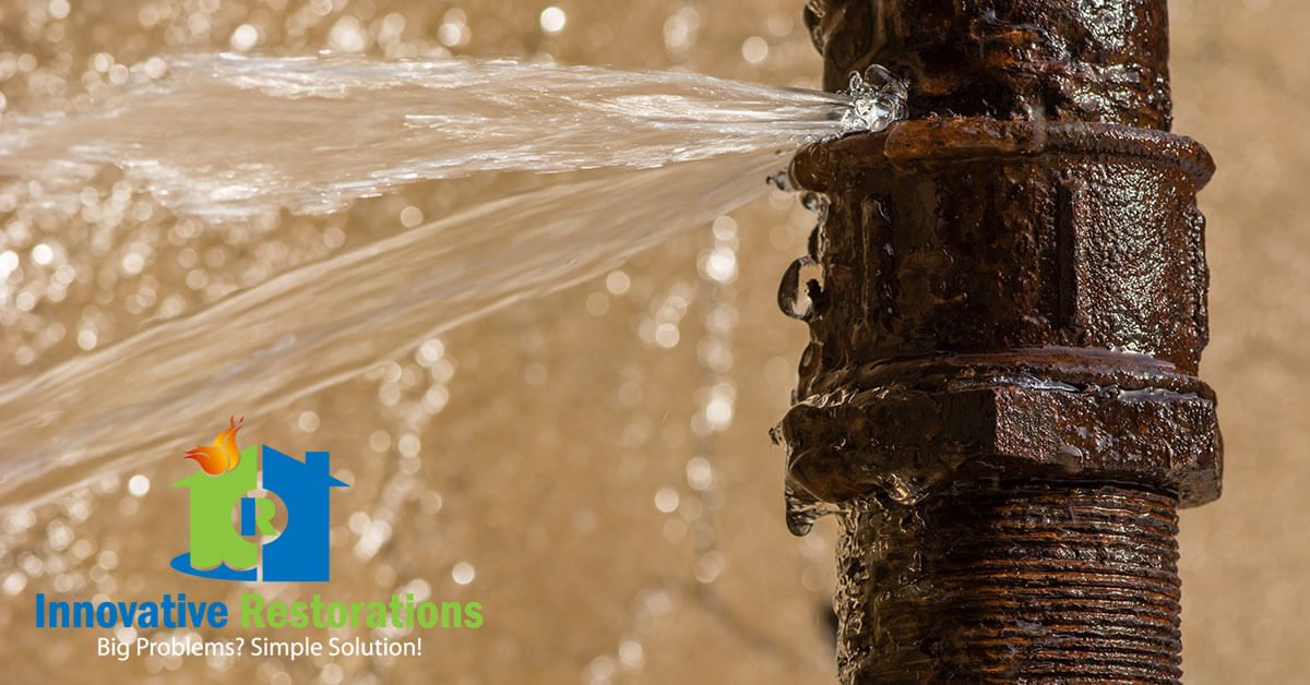Water Mitigation in Oliver Springs, TN