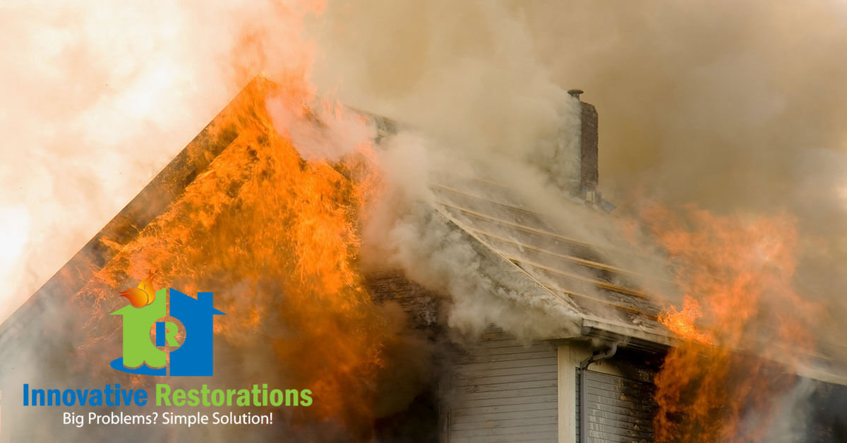 Fire and Smoke Damage Restoration in Byrdstown, TN