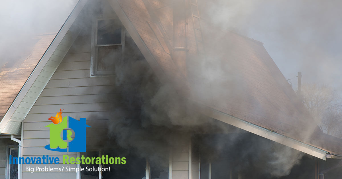 Fire and Smoke Damage Restoration in Cookeville, TN