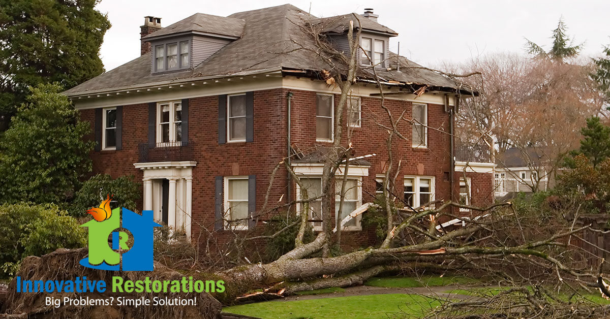 Storm Damage Restoration in Harriman, TN