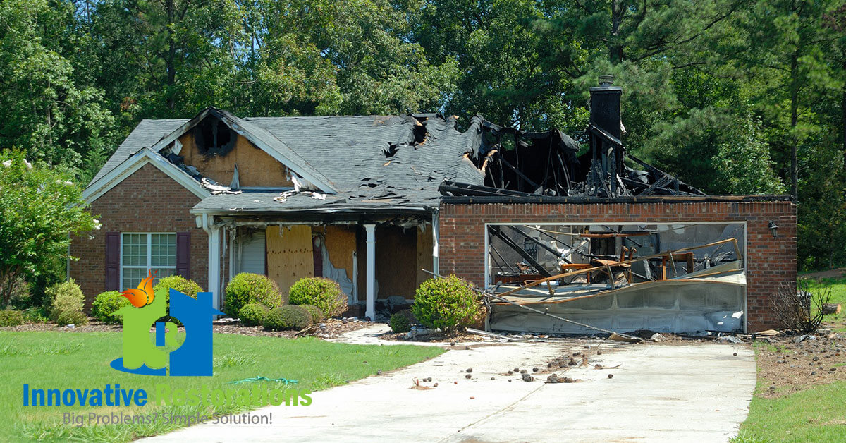 Fire and Smoke Damage Restoration in Baxter, TN