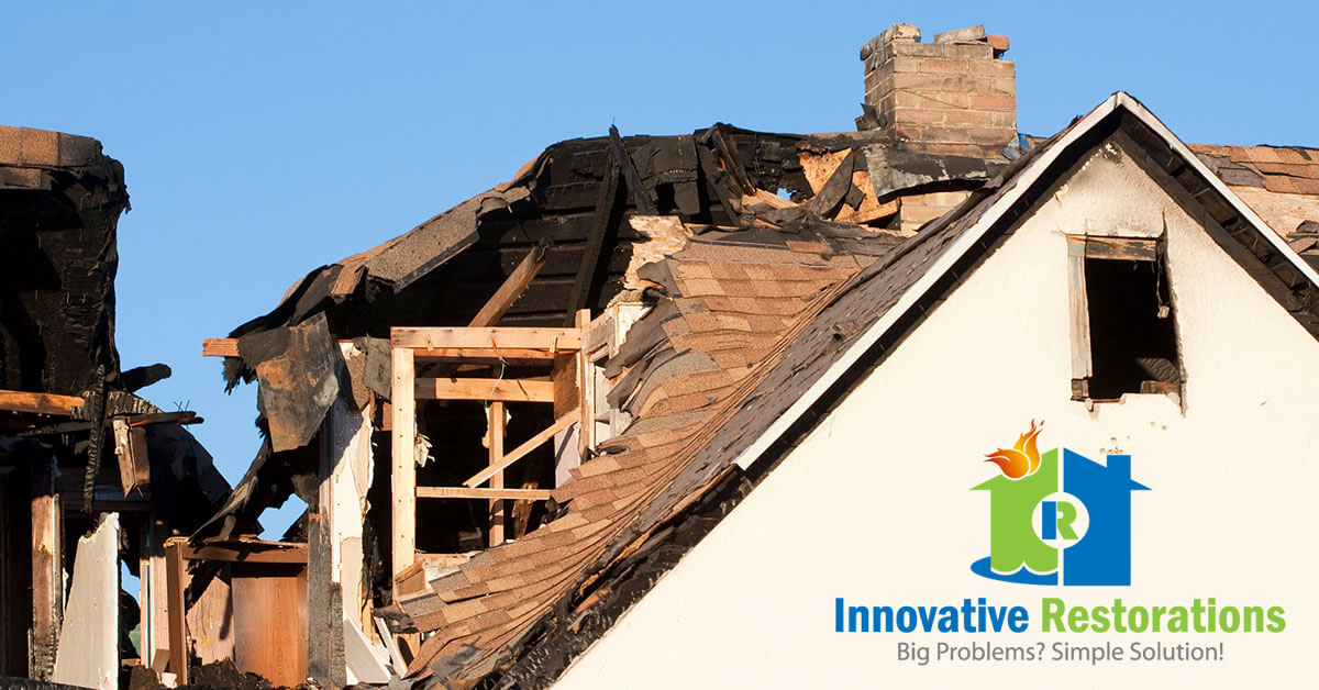 Fire and Smoke Damage Repair in Sparta, TN
