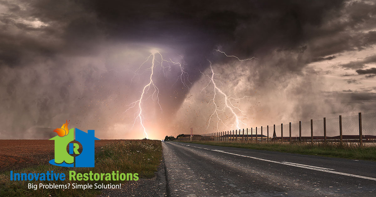 Storm Damage Restoration in Jamestown, TN