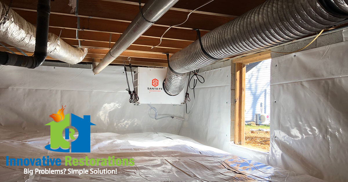 Crawl Space Mold Removal in Crab Orchard, TN