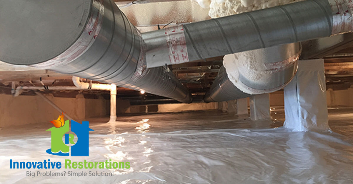 Crawl Space Waterproofing in Crab Orchard, TN