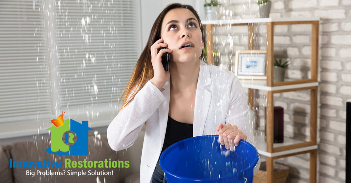 Water Damage Cleanup in Fairfield Glade, TN