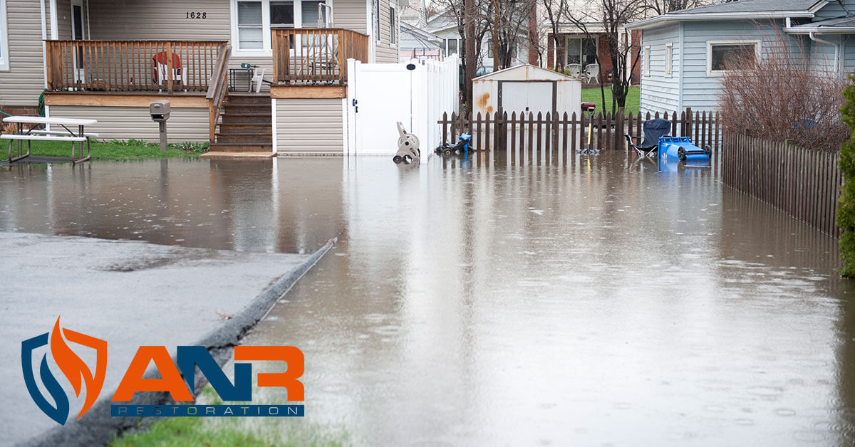 Water Damage in Prospect, KY