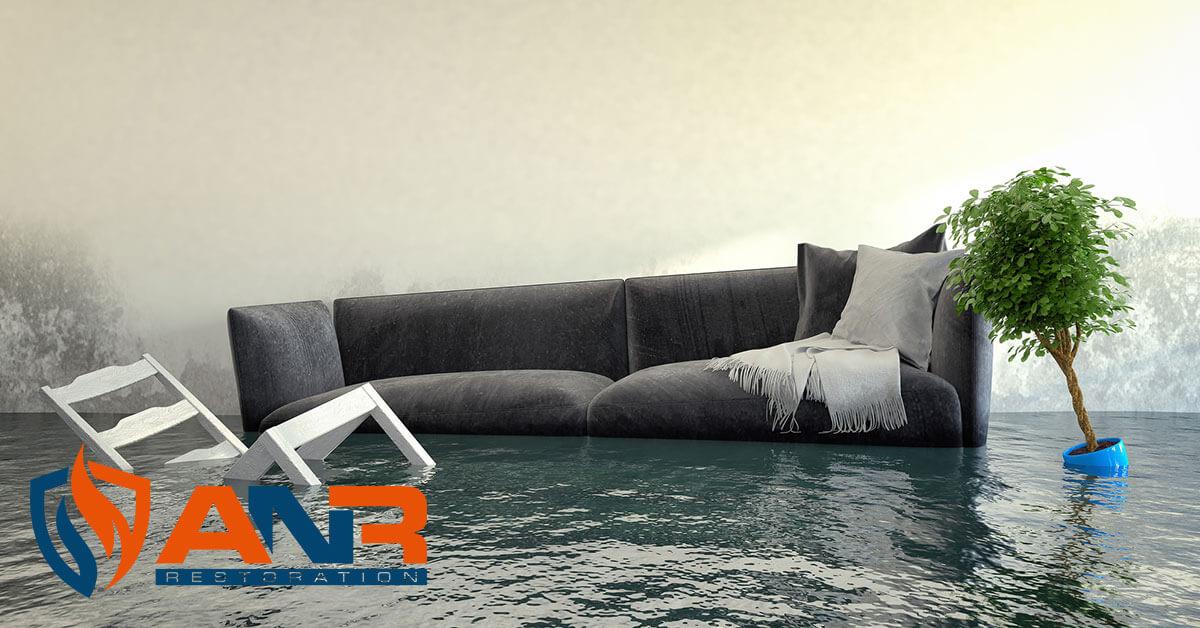 Flood Damage Restoration in Sellersburg, IN