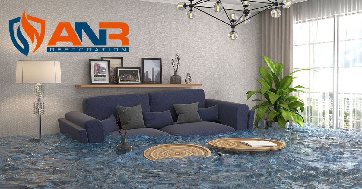 Water Damage in Anchorage, KY